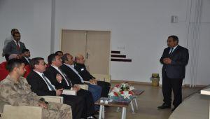 Besni'de Çocuk Koordinasyon Kurulu Toplantısı Yapıldı