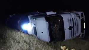 Besni'de iki ayrı kazada 3 kişi yaralandı