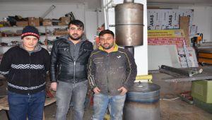 Besni'de 'Tasarruflu Soba' İşletmelerin İlgi Odağı Oldu