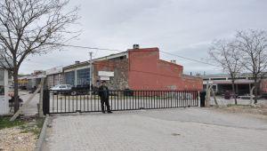 Besni Küçük Sanayi Sitesi Geçici Süreliğine Kapatıldı