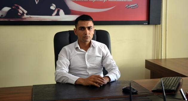Besni Özel İdare Müdürlüğüne Tanrıkolu, Atandı