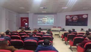 Besni SHM'den stresle mücadelede online seminer