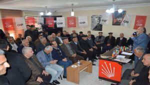 Binzet, CHP Adıyaman İl Başkanlığına Adaylığını Açıkladı - Videolu Haber