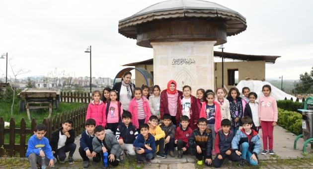 Birsen Esensoy İlkokulu Öğrencileri Üniversiteyi Ziyaret Etti