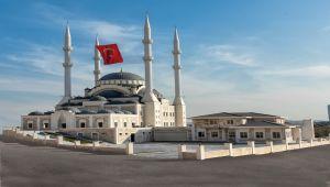 Bölgenin En Büyük Camisi Hizmete Açılıyor