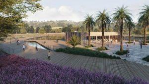 Bölgenin en büyük millet bahçesi için ihaleye çıkılıyor