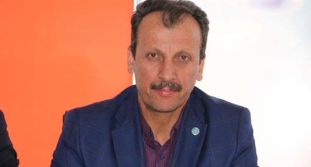 Büro Memur-Sen Adıyaman Şube Başkanı Özşahin'den Adli Yıl Açıklaması