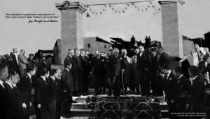 Büyük Önder Atatürk'ün Gaziantep'e Gelişinin 87'inci Yıldönümü