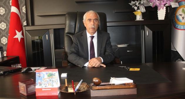 Çelikhan Belediye Başkanı Mustafa Bulut'tan Teşekkür Mesajı