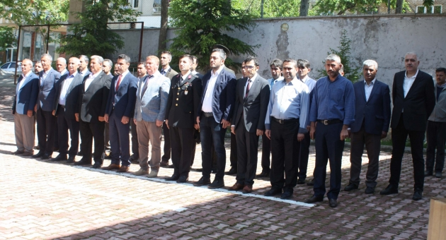 Çelikhan'da 19 Mayıs Atatürk'ü Anma Gençlik Ve Spor Bayramı Kutlandı