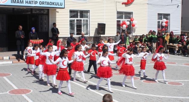 Çelikhan'da 23 Nisan Kutlandı