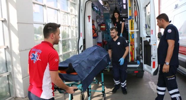Çelikhan'da Bıçaklı Kavga: 5 Yaralı - Videolu Haber