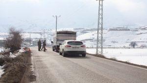 Çelikhan'da Bir Mahalle Karantinaya Alındı