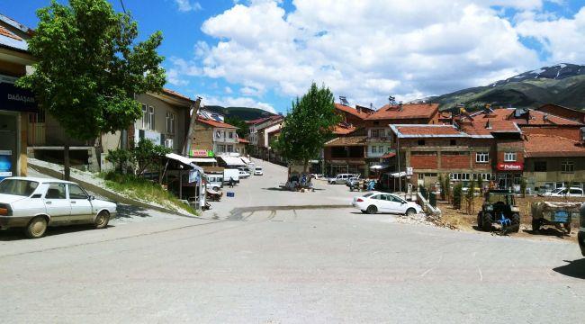 Çelikhan'da Dört Günlük Sokağa Çıkma Kısıtlaması Başladı