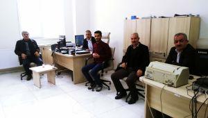 Çelikhan'da e- Fatura Bilgilendirme Toplantısı Yapıldı