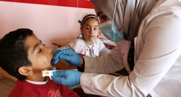 Çelikhan'da Öğrencilere Diş Taraması