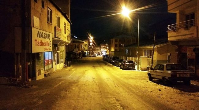 Çelikhan'da Taşımalı Eğitime Bir Gün Ara Verildi