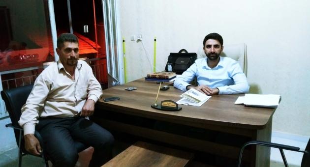 Çelikhan'da Tütün Üreticileri Yardımlaşma Derneği Kuruldu
