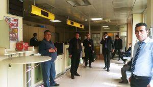 Çelikhan'da Vefa Ekibi Yaşlılara Yardım Eli