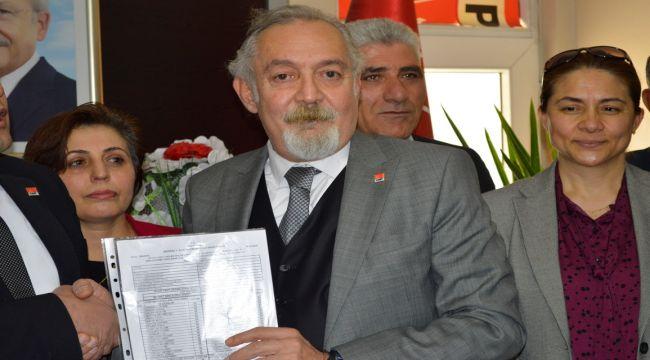 CHP Adıyaman İl Başkanı Binzet, Mazbatasını Aldı - Videolu Haber