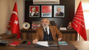 CHP Adıyaman İl Başkanı Binzet'ten, depremle ilgili 'geçmiş olsun' mesajı