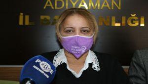 CHP Adıyaman İl Kadın Kolları açıkladı: 2020 yılında öldürülen kadınların sayısı - Videolu Haber