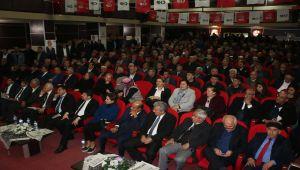 CHP Adıyaman Merkez İlçe Başkanı Buluş, Güven Tazeledi - Videolu Haber