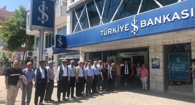 CHP Adıyaman Yönetiminden İmamoğlu'na Destek