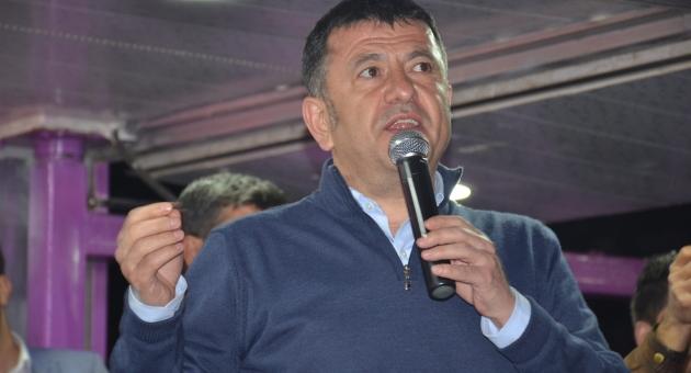 """CHP Genel Başkan Yardımcısı Ağbaba: """"Hepimiz Bu Memleketin Evlatları Ve Çocuklarıyız"""""""