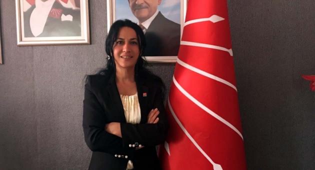 """CHP Gölbaşı İlçe Başkanı Köseler:""""CHP Bu Onurlu Mücadelelerinde Kadınlarla Dayanışma İçinde Olmayı Sürdürecektir"""""""