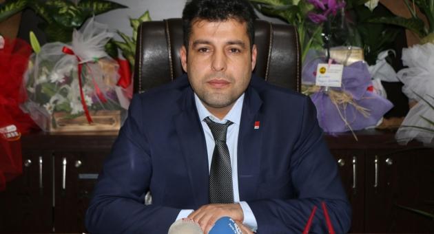 """CHP İl Başkanı Çakmak, """"Demokrasi Kazandı, Halk Kazandı, Sevgi Ve Barış Dili Kazandı"""""""