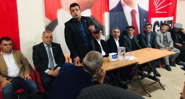 CHP İl Başkanı Çakmak: ''Martın Sonu Bahar Olsun Diye Çalışmaya Devam Ediyor''