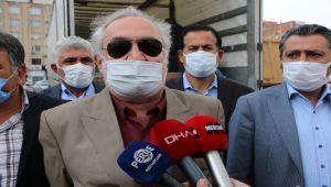 CHP'li Binzet, İBB Başkanı İmamoğlu'nun yardımları için teşekkür etti