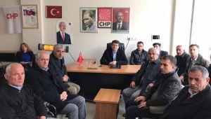 CHP'li Kamber Sucu, Güven Tazeledi