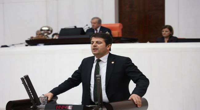 CHP'li Milletvekili Tutdere'den Bakan Albayrak'a Soru Önergesi