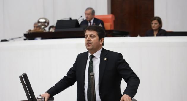 """CHP'li Tutdere: """"Çocuklarımızı Gündelik Değil Bütüncül Politikalarla Koruyabiliriz"""""""