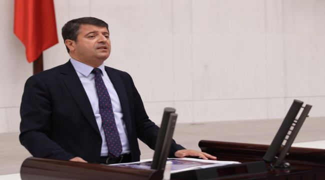 CHP'li Tutdere'den kamu kaynakları yandaş müteahhitlere aktarıldı iddiası