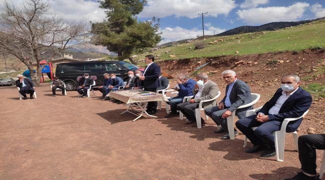 CHP'li Tutdere: Kamulaştırma köylüyü mağdur etti