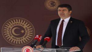 CHP'li Tutdere: Sayın Fırat'a Adıyaman milletvekili olduğunu hatırlattığımız için mutluyuz