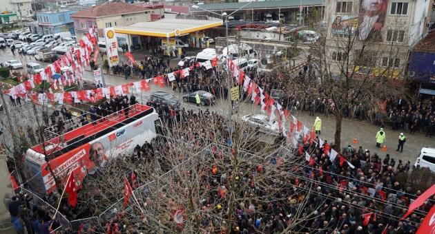 """CHP lideri Kılıçdaroğlu: """"Biz Kardeşçe Yaşamak İstiyoruz''"""