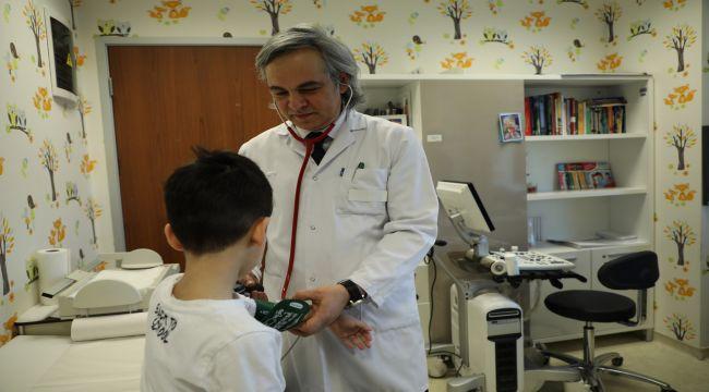Çocuklarda Kalp Hastalıkları Yüzde 60 Sinsi İlerliyor