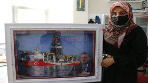 Cumhurbaşkanı Erdoğan'a Adıyaman'dan sürpriz hediye - Videolu Haber