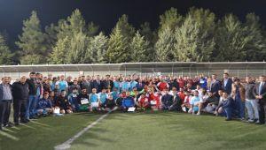 Cumhuriyet Kupası Maçında Dostluk Kazandı