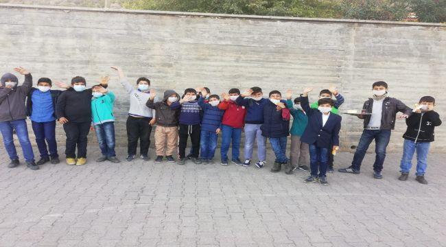 Damlacık Ortaokulu, Lösemiye Karşı Tek Yürek
