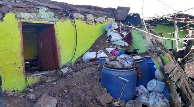 Depremin Vurduğu Gerger İlçesinde İnceleme