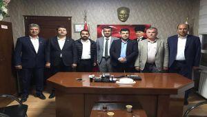 DSP'li Belediye Başkanı Yılmaz, CHP'ye Geçti
