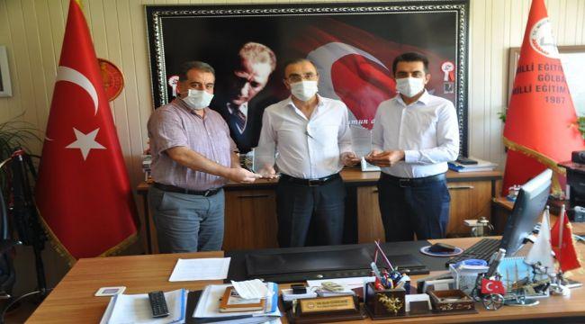 EBA'yı aktif kullanan okul müdürleri ödüllendirildi