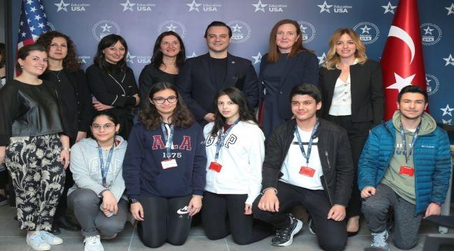 Education USA'dan Adıyamanlı Öğrencilere Fırsat