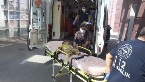 Elektrik akımına kapılan küçük çocuk yaralandı - Videolu Haber