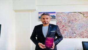 Enes Osman Aba, 'TİNGADER YİK' üyeliğine getirildi